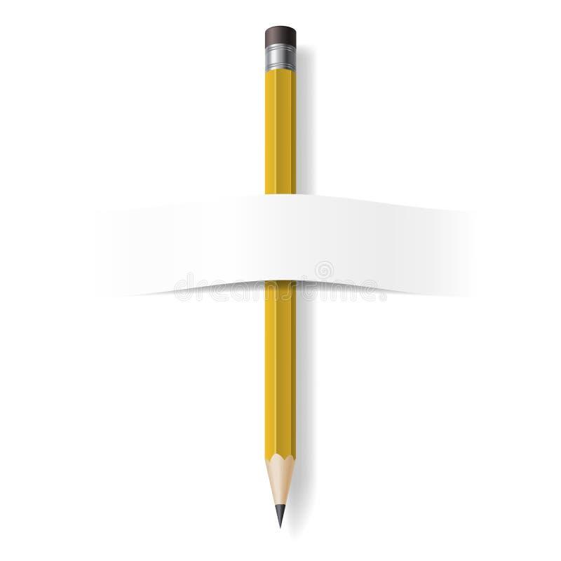 Realistyczny ołówek ilustracji