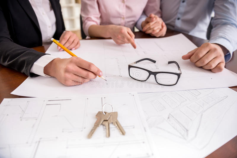 Download Realtor stock image. Image of establishment, expectations - 53533763