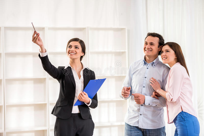 Download Realtor stock photo. Image of agent, consulting, casual - 53533516