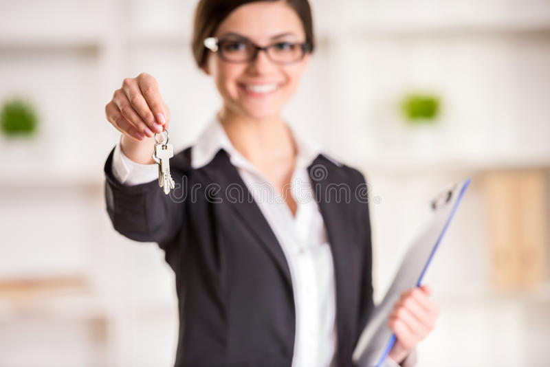 Download Realtor stock image. Image of ownership, landlord, corporate - 53533417