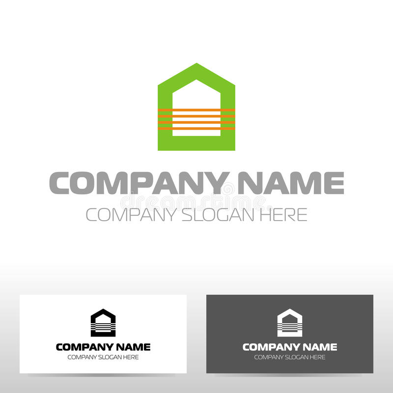 Free Realty Logo Design Royalty Free Stock Images - 94200779