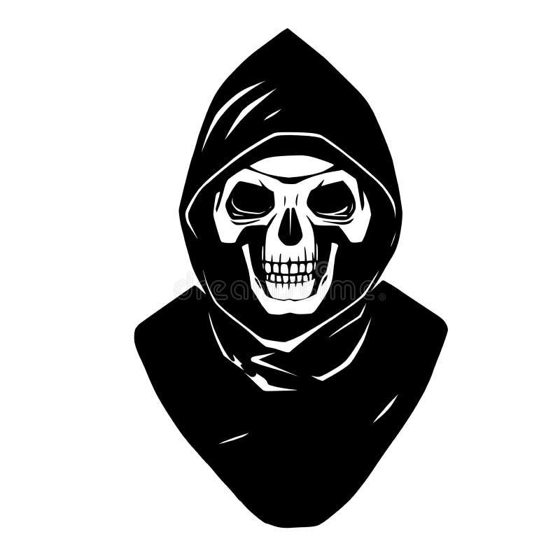 reaper royalty-vrije illustratie
