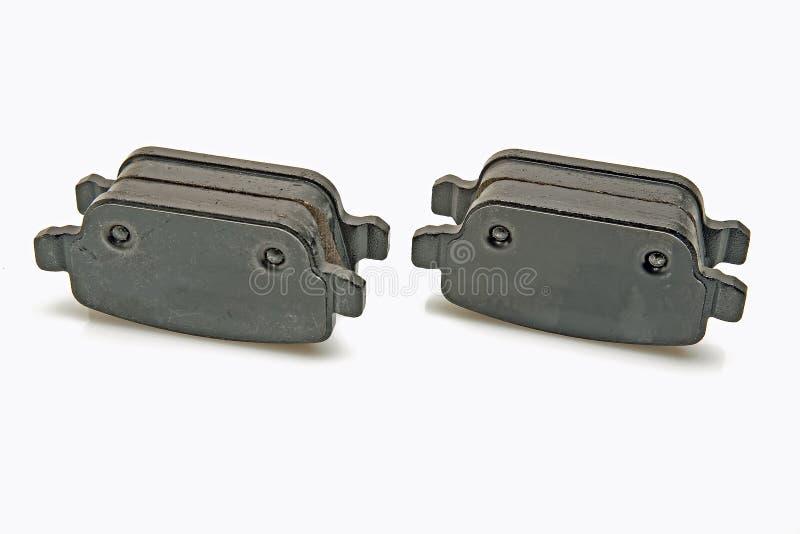 Download Rear brake pads set stock photo. Image of braking, part - 19699926