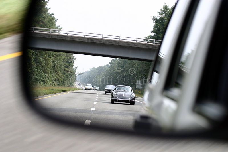Download Rear view stock photo. Image of abstract, rear, speed, reflextion - 35176
