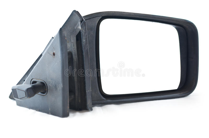Download Rear view mirror stock image. Image of rear, muddy, part - 23282917