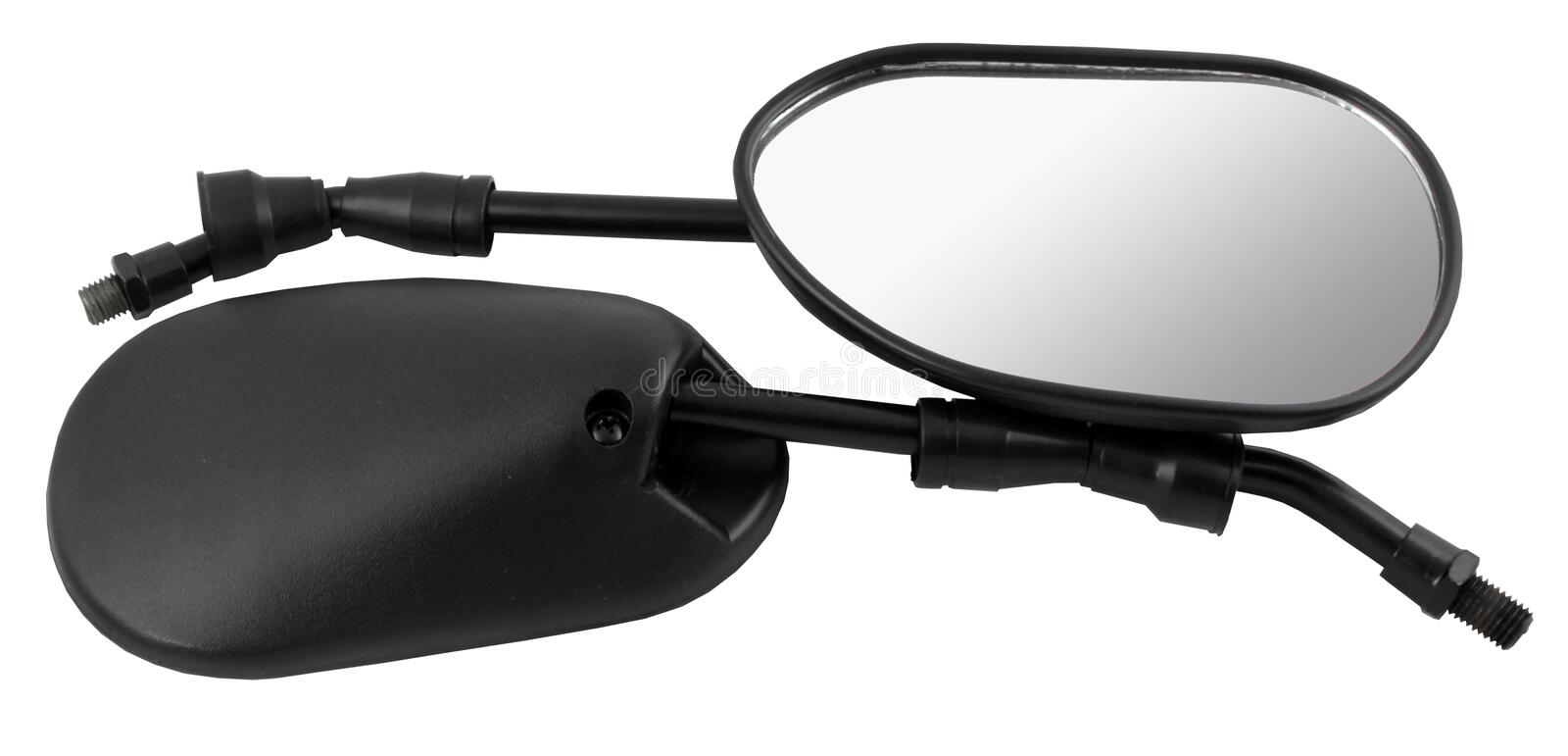 Download Rear View Mirror Motorcycle Stock Image - Image: 34690505