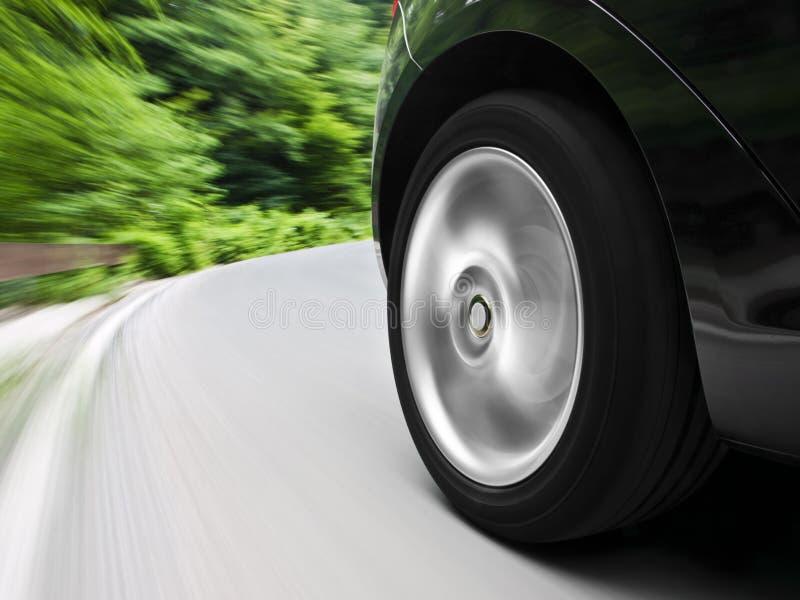 Download Rear Wheel Stock Image - Image: 24453351