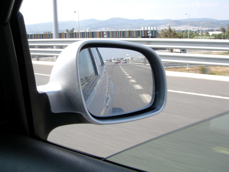 Download Rearview. stock photo. Image of strong, mirror, transportation - 10993708