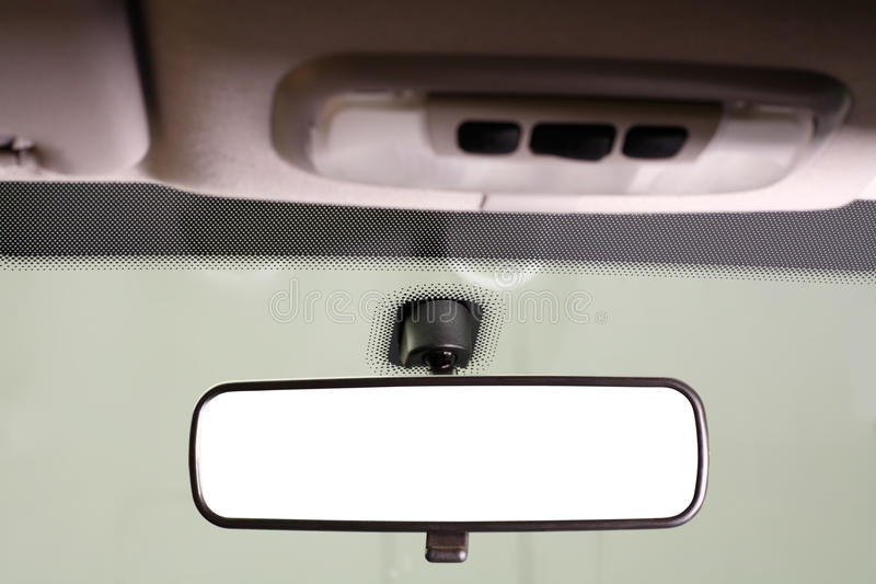 Download Rearview mirror stock photo. Image of accessory, mirror - 14494686