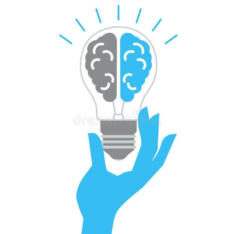 ?reative idea design concept. stock illustration
