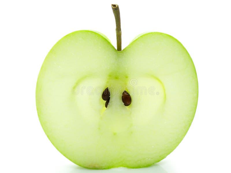 Rebanada de Apple imagen de archivo libre de regalías