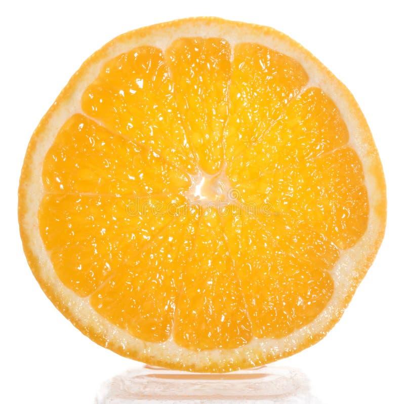 Download Rebanada de naranja fresca imagen de archivo. Imagen de rebanado - 41905315