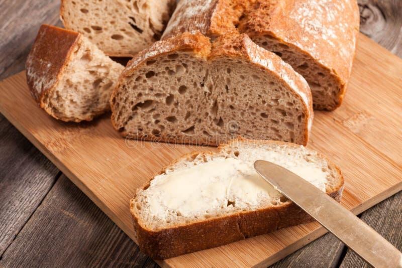 Download Rebanada de pan foto de archivo. Imagen de fresco, alimento - 44851344