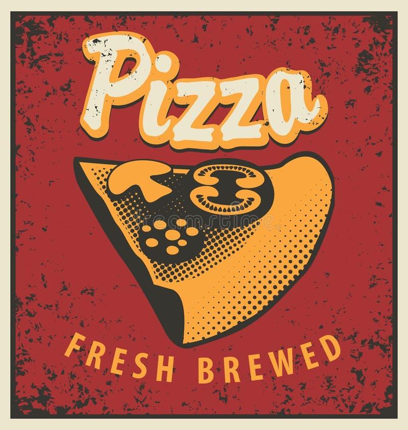 Rebanada de pizza libre illustration