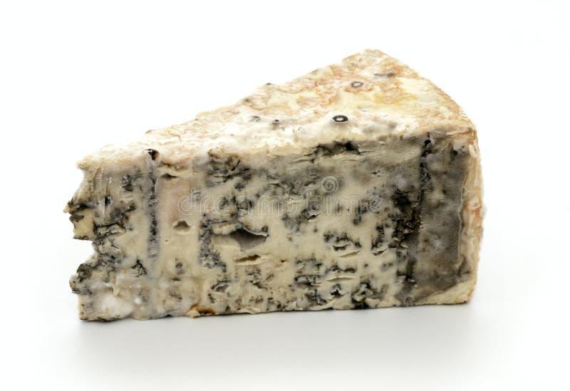 Rebanada de queso del brie imágenes de archivo libres de regalías