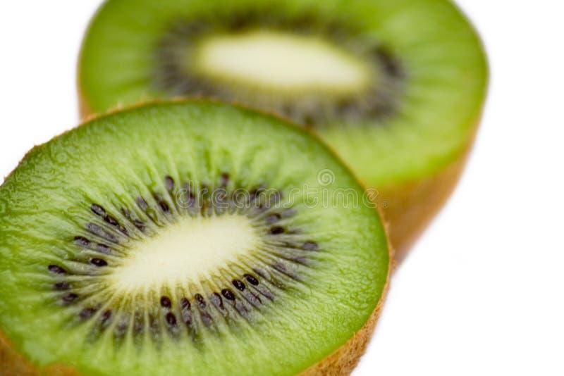 Kiwi Slices foto de archivo libre de regalías