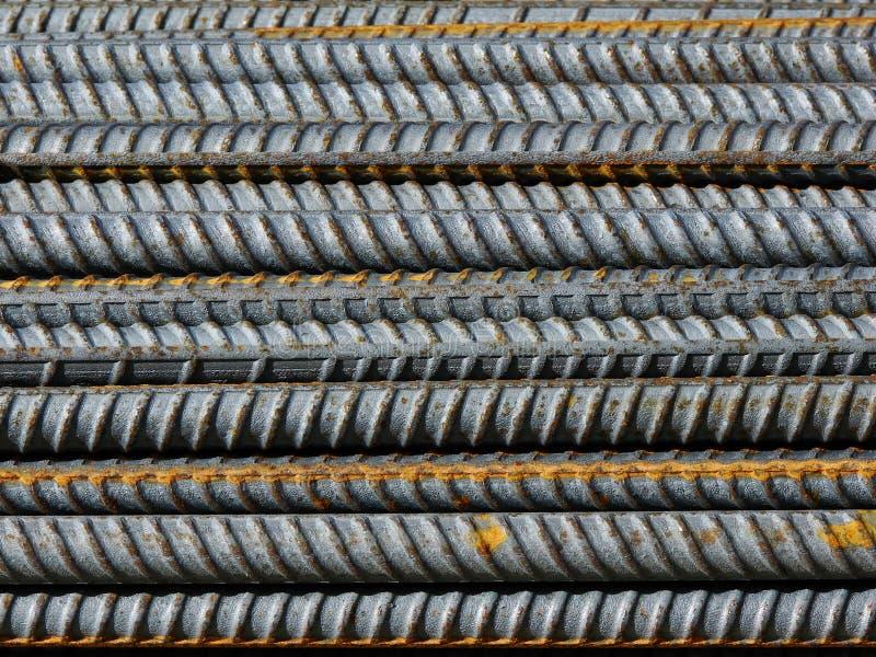 Download Rebar Background stock photo. Image of iron, reinforce - 3351588