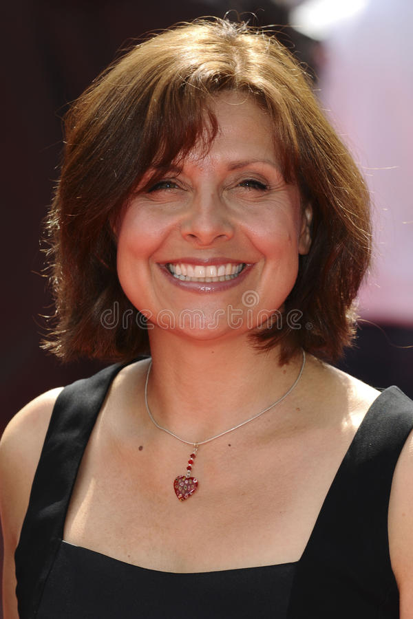 Download Rebecca Front editorial photo. Image of arriving, horrid - 26911816