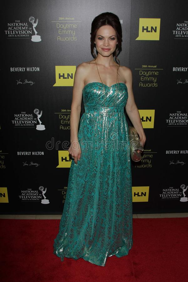 Download Rebecca Herbst At The 39th Annual Daytime Emmy Awards, Beverly Hilton, Beverly Hills, CA 06-23-12 Editorial Stock Photo - Image: 25585333