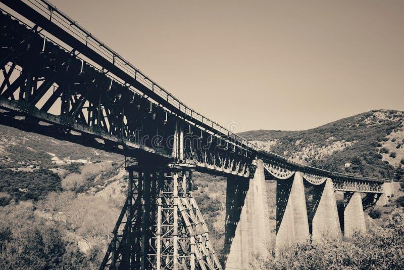 Rebel& x27; мост s стоковое фото