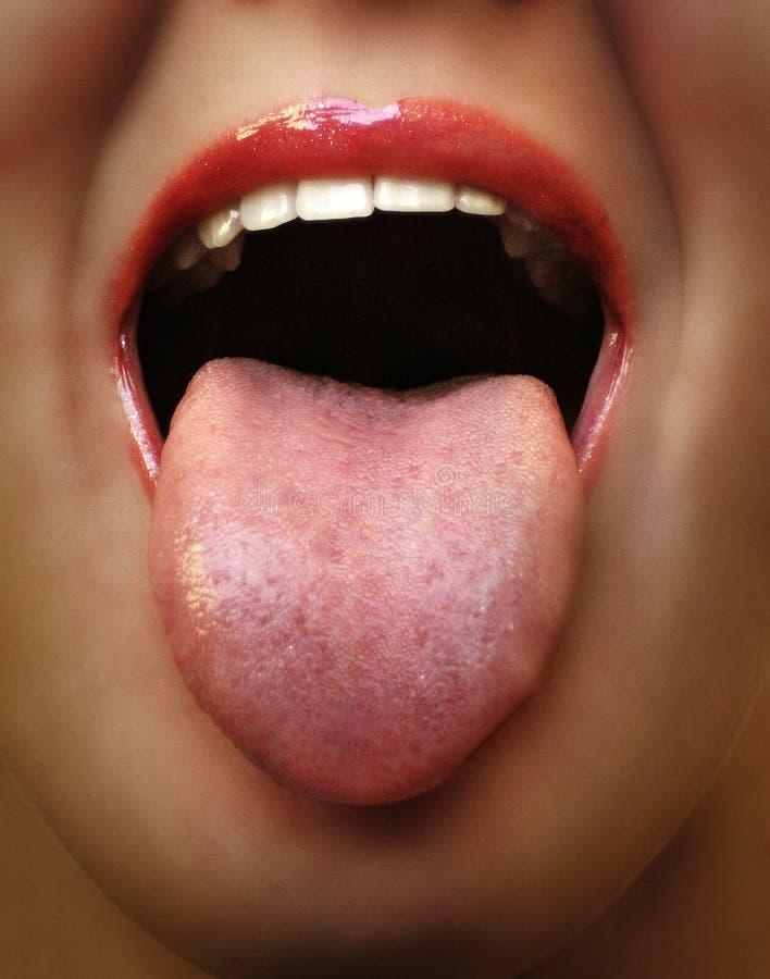 Free Rebel Tongue Stock Photography - 10595102