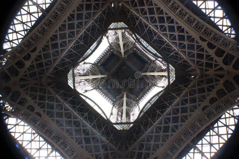 Rebelle d'EOS de Torre Eiffel photographie stock libre de droits