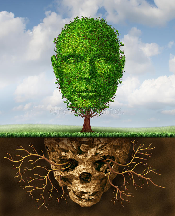 Download Rebirth And Renewal stock illustration. Image of concepts - 32853052