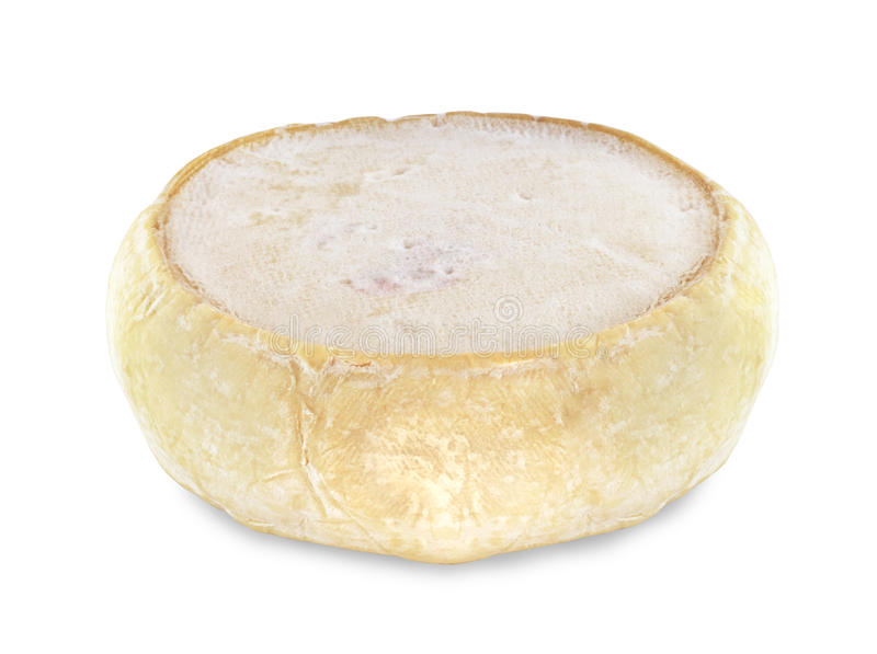 Reblochon ost arkivfoton