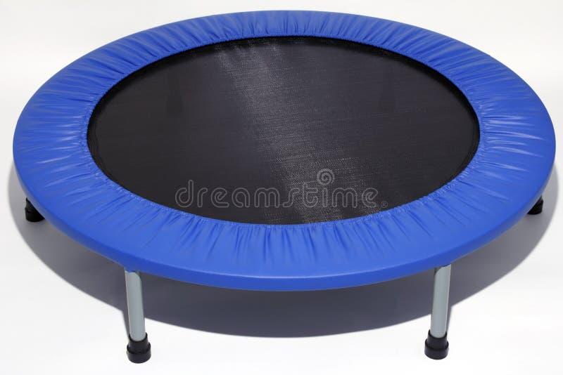 rebounder mini trampoline obrazy royalty free