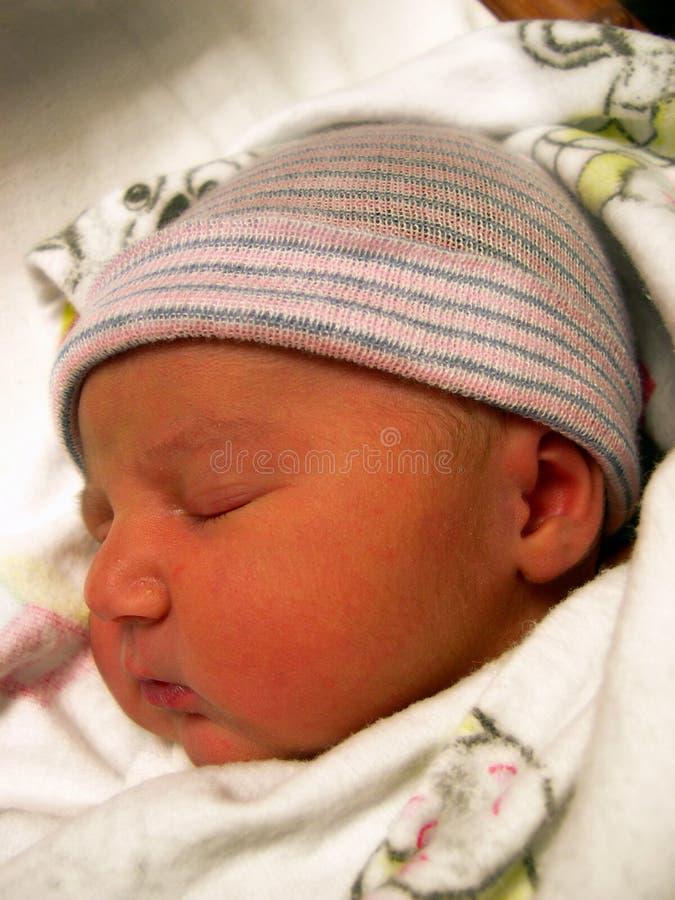 Recém-nascido (ascendentes próximos) imagem de stock royalty free