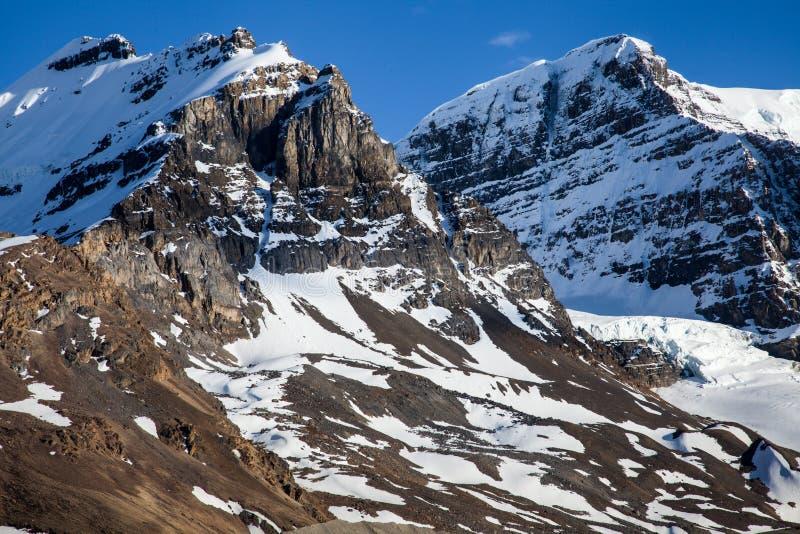 Receding Glacier stock images