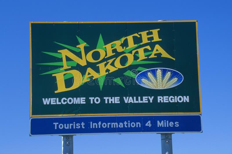 Recepción a Dakota del Norte fotos de archivo
