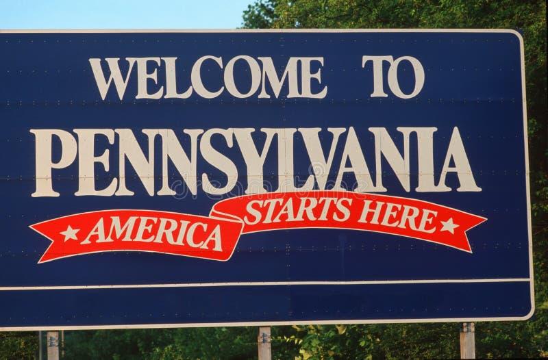 Recepción a la muestra de Pennsylvania imagen de archivo