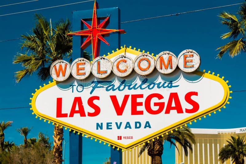 Recepción a la muestra fabulosa de Las Vegas imagenes de archivo