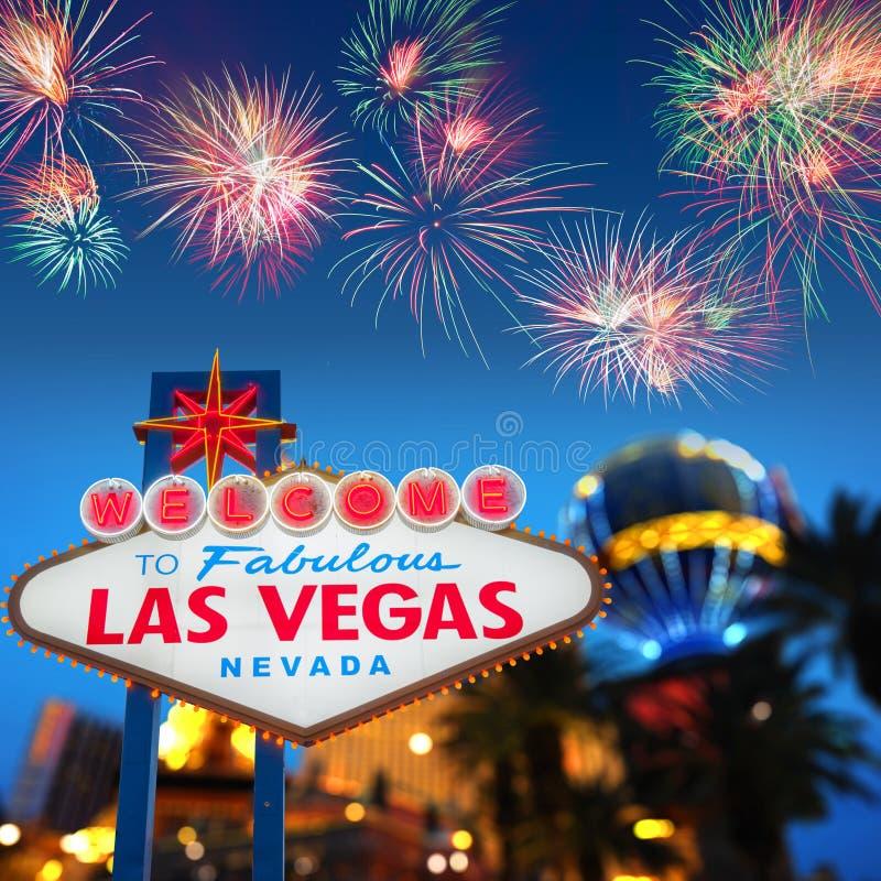 Recepción a Las Vegas imágenes de archivo libres de regalías