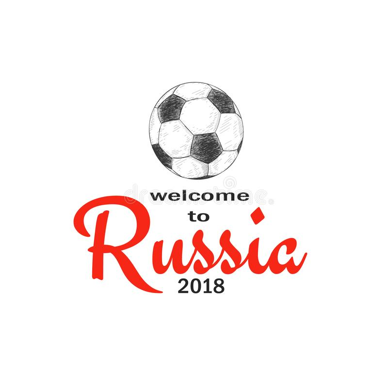 Recepción a Rusia Mundial 2018 libre illustration
