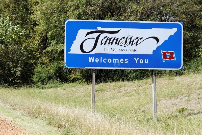 Recepción a Tennessee imágenes de archivo libres de regalías