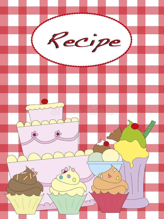 Recept Royaltyfria Foton