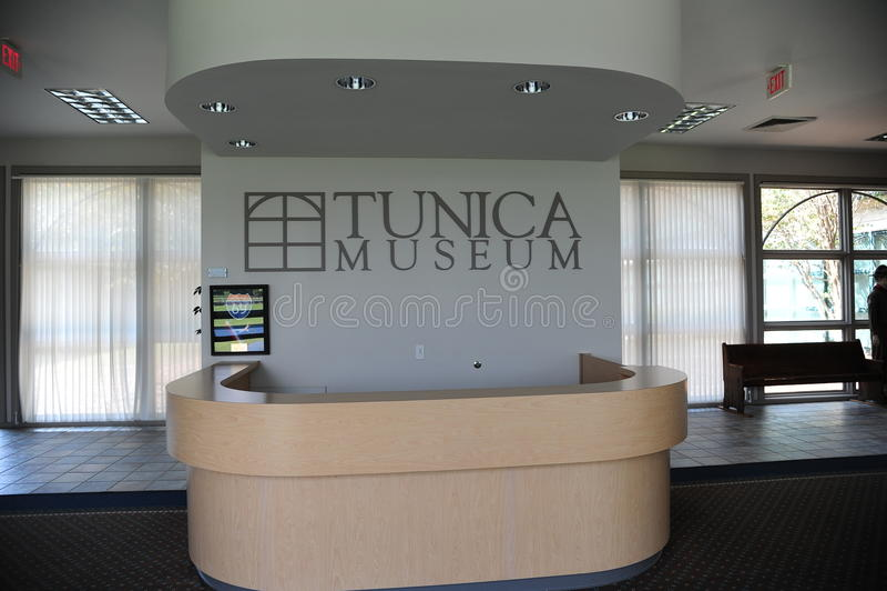 Reception al museo del tunica nel mississippi del nord for Dichiarazione di missione adobe