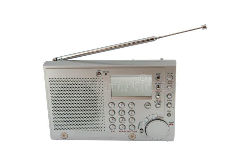 Receptor de radio de Worldband   fotos de archivo libres de regalías