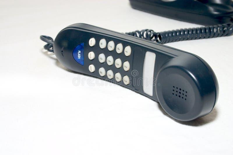 Receptor del teléfono imagenes de archivo