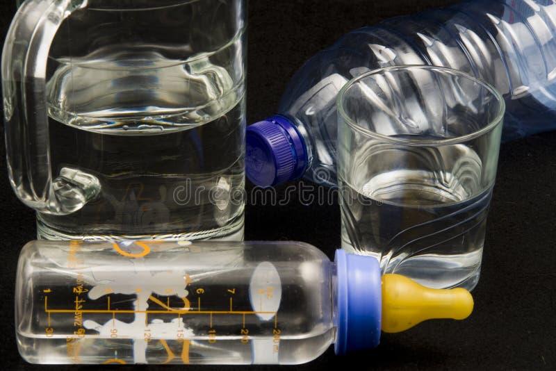 Receptores da água fotografia de stock royalty free