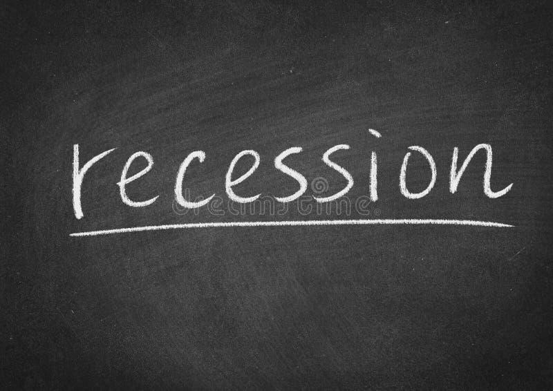 recesión fotos de archivo