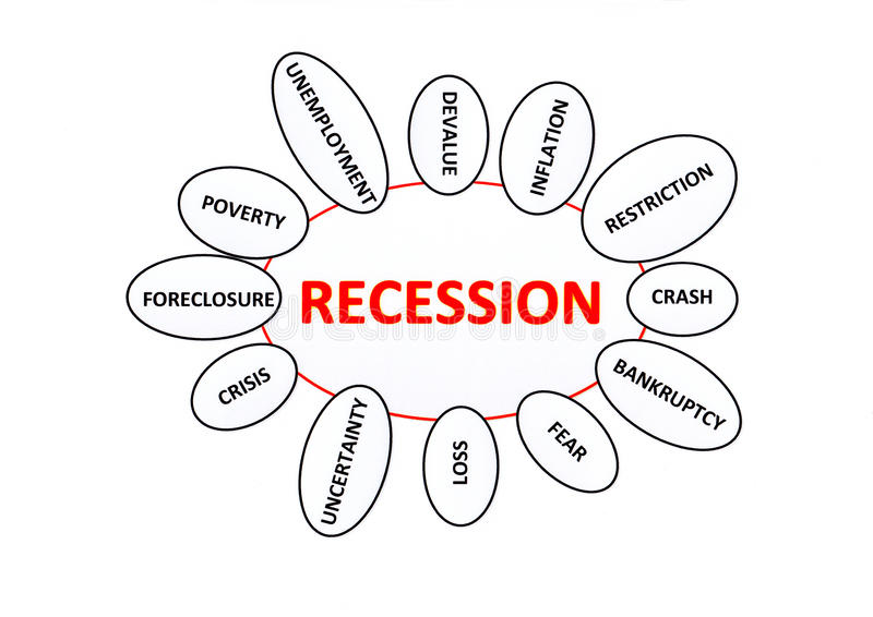 Download Recession stock image. Image of graphic, jobs, foreclosure - 15784151