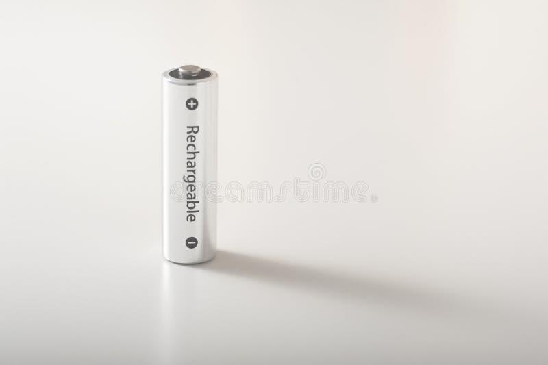 rechargable batteri royaltyfria bilder