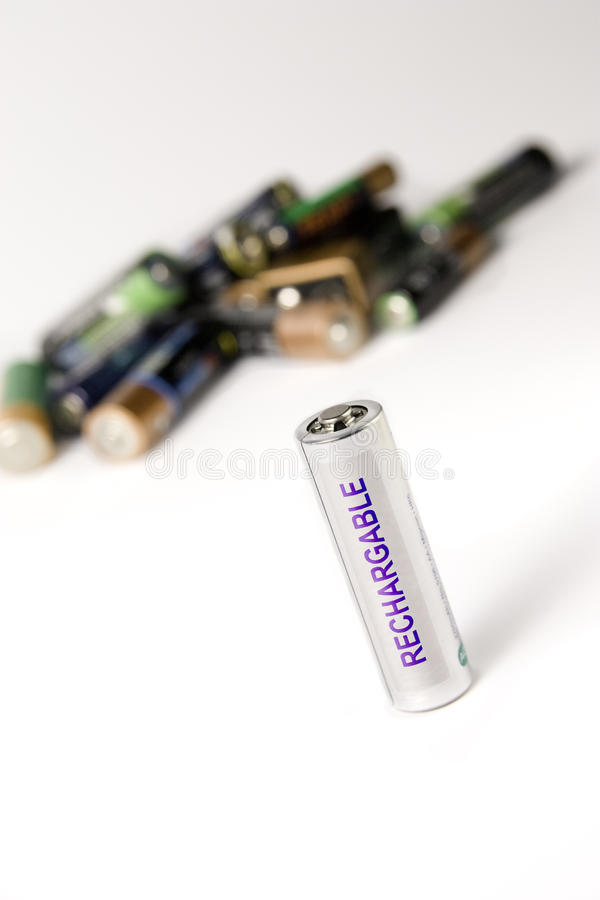 Free Recharge 3 Royalty Free Stock Photo - 12259675