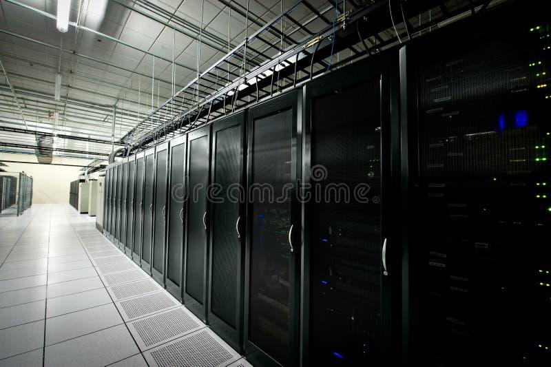 Rechenzentrum lizenzfreie stockbilder