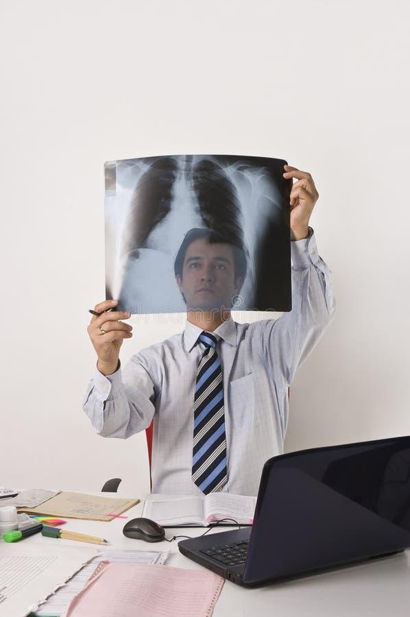Recherche clinique photo libre de droits