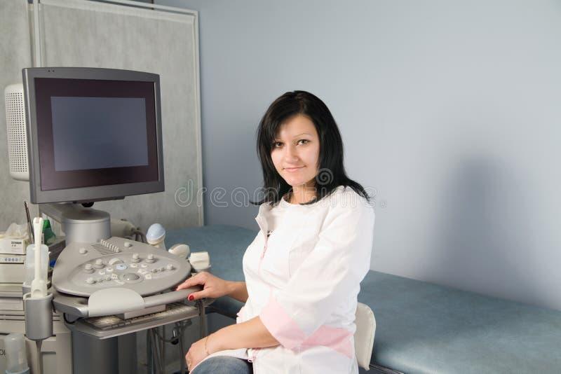 Recherche d'ultrason photos libres de droits