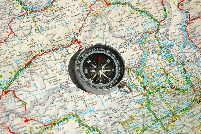 Download Recherche de la voie image stock. Image du international - 743887